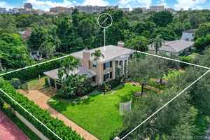 1 896 000$ - Miami-Dade County,Coral Gables; 3435 sq. ft.