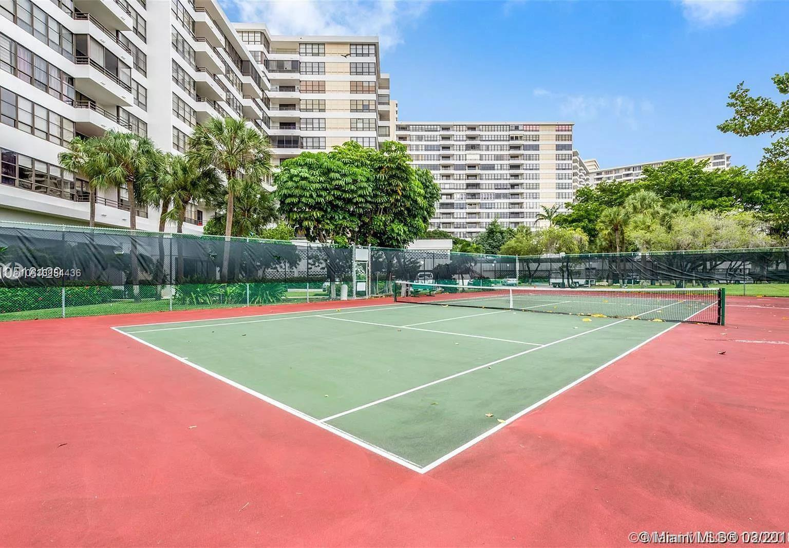 Photo of 2500 Parkview Dr #411, Hallandale Beach, Florida, 33009 - LUSH GARDENS AND PATHWAYS
