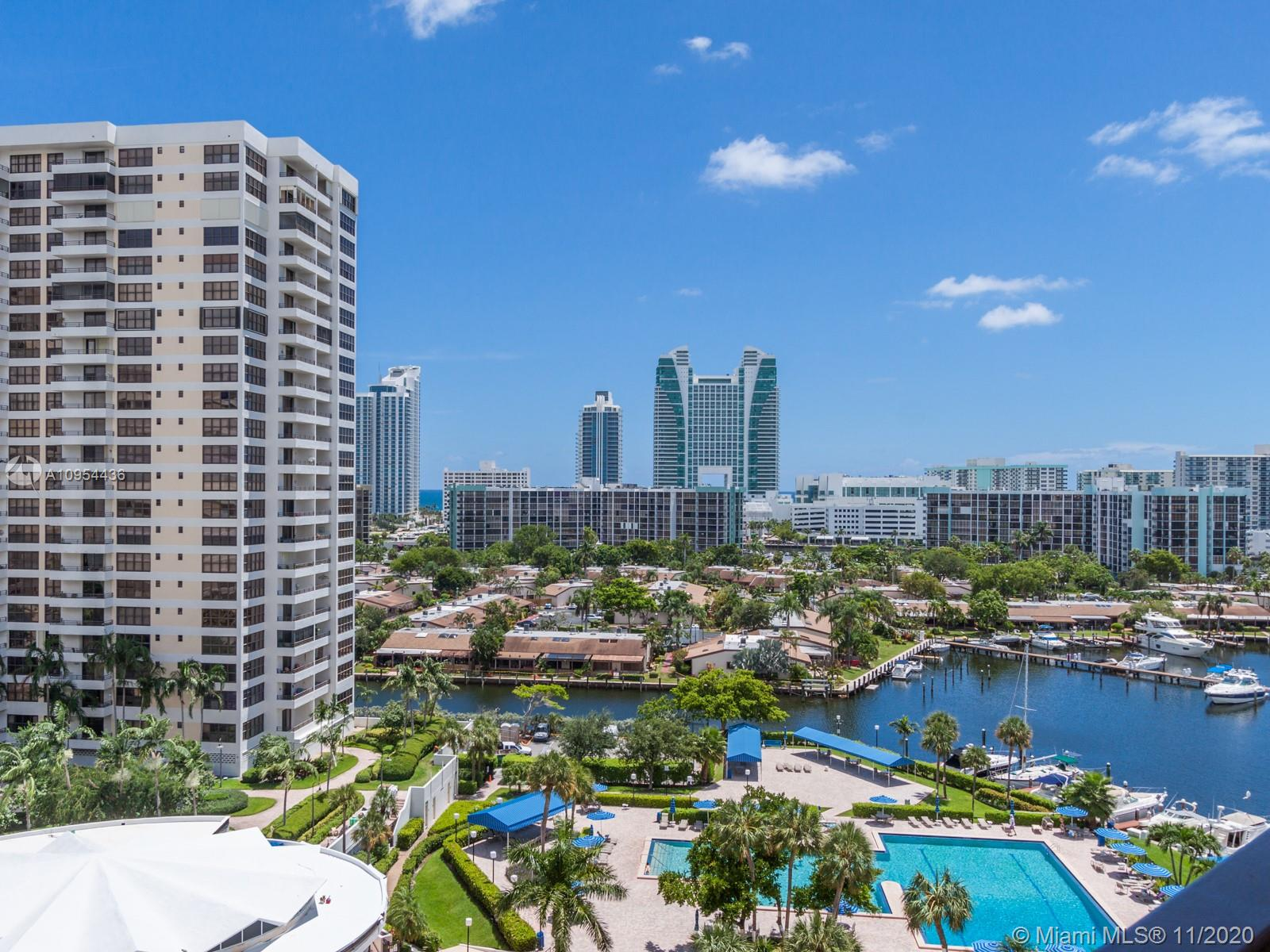 Photo of 2500 Parkview Dr #411, Hallandale Beach, Florida, 33009 - TENNIS COURT