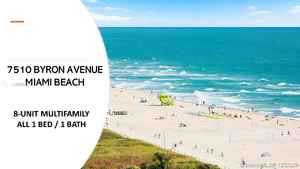 1 585 000$ - Miami-Dade County,Miami Beach; 5621 sq. ft.