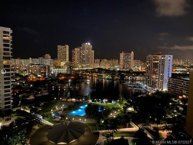 Photo of 600 Three Islands Blvd #1719, Hallandale Beach, Florida, 33009 - ACTUAL VIEW FROM CONDO