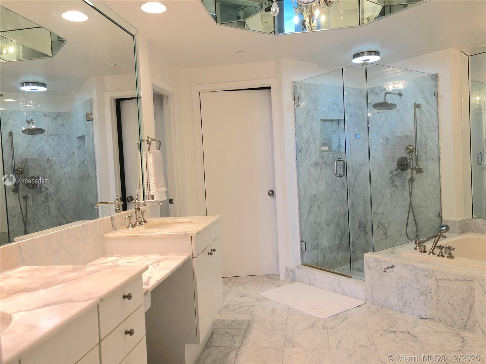 Photo of 3801 207th St #25BS, Aventura, Florida, 33180 - Master bathroom