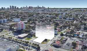 6 450 000$ - Miami-Dade County,Miami; 43705 sq. ft.