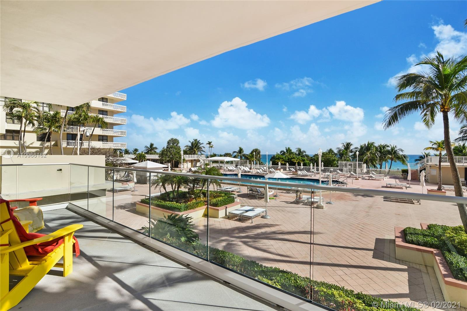 Photo of 9801 Collins Ave #4Z Direct Ocean, Bal Harbour, Florida, 33154 -