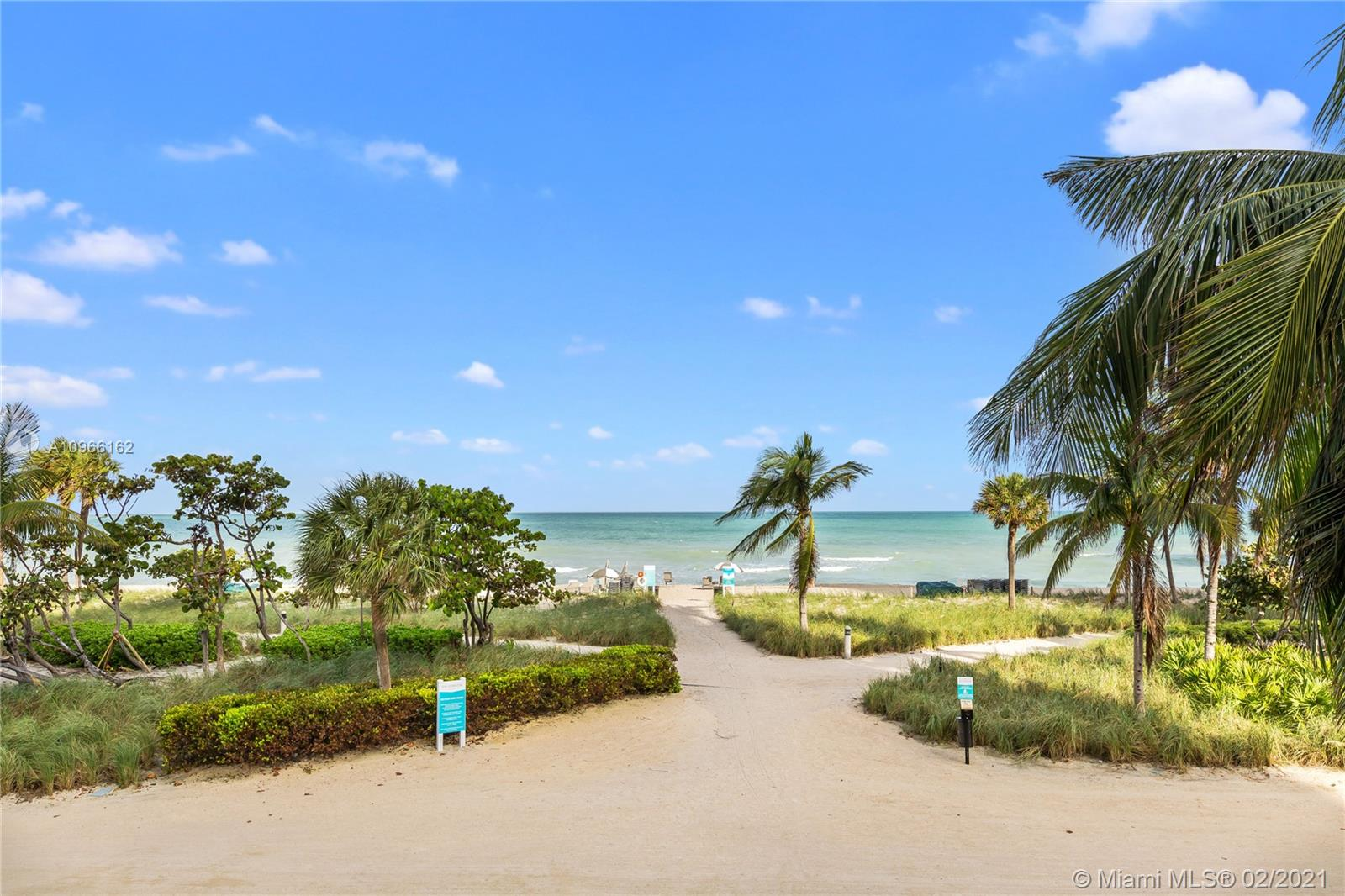 Photo of 9801 Collins Ave #4Z Direct Ocean, Bal Harbour, Florida, 33154 - Balmoral Condo front