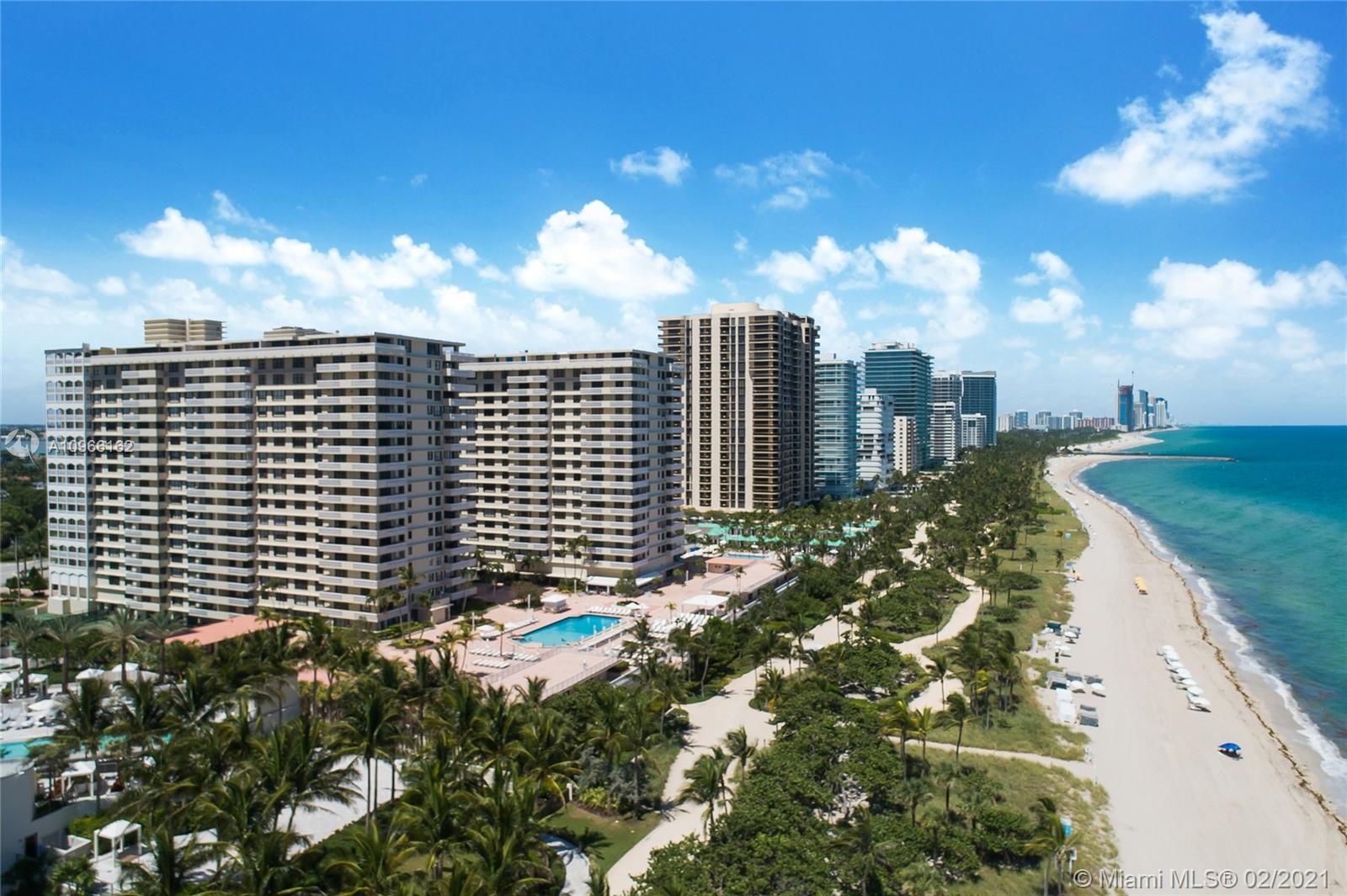 Photo of 9801 Collins Ave #4Z Direct Ocean, Bal Harbour, Florida, 33154 - Balmoral with Beach Servise