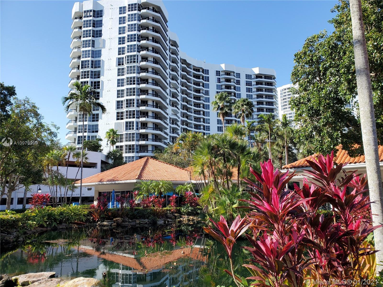 Photo of 3600 Mystic Pointe Dr #304, Aventura, Florida, 33180 - Lobby