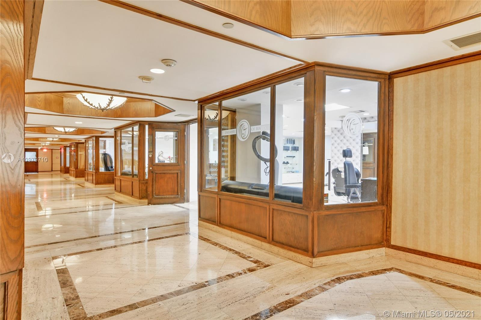 Photo of 9801 Collins Ave #10R, Bal Harbour, Florida, 33154 - Balmoral Lobby