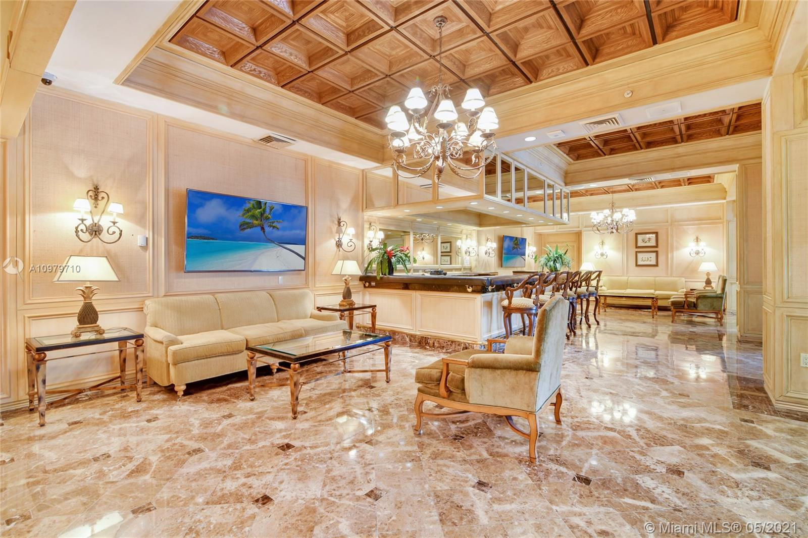 Photo of 9801 Collins Ave #10R, Bal Harbour, Florida, 33154 - Gym