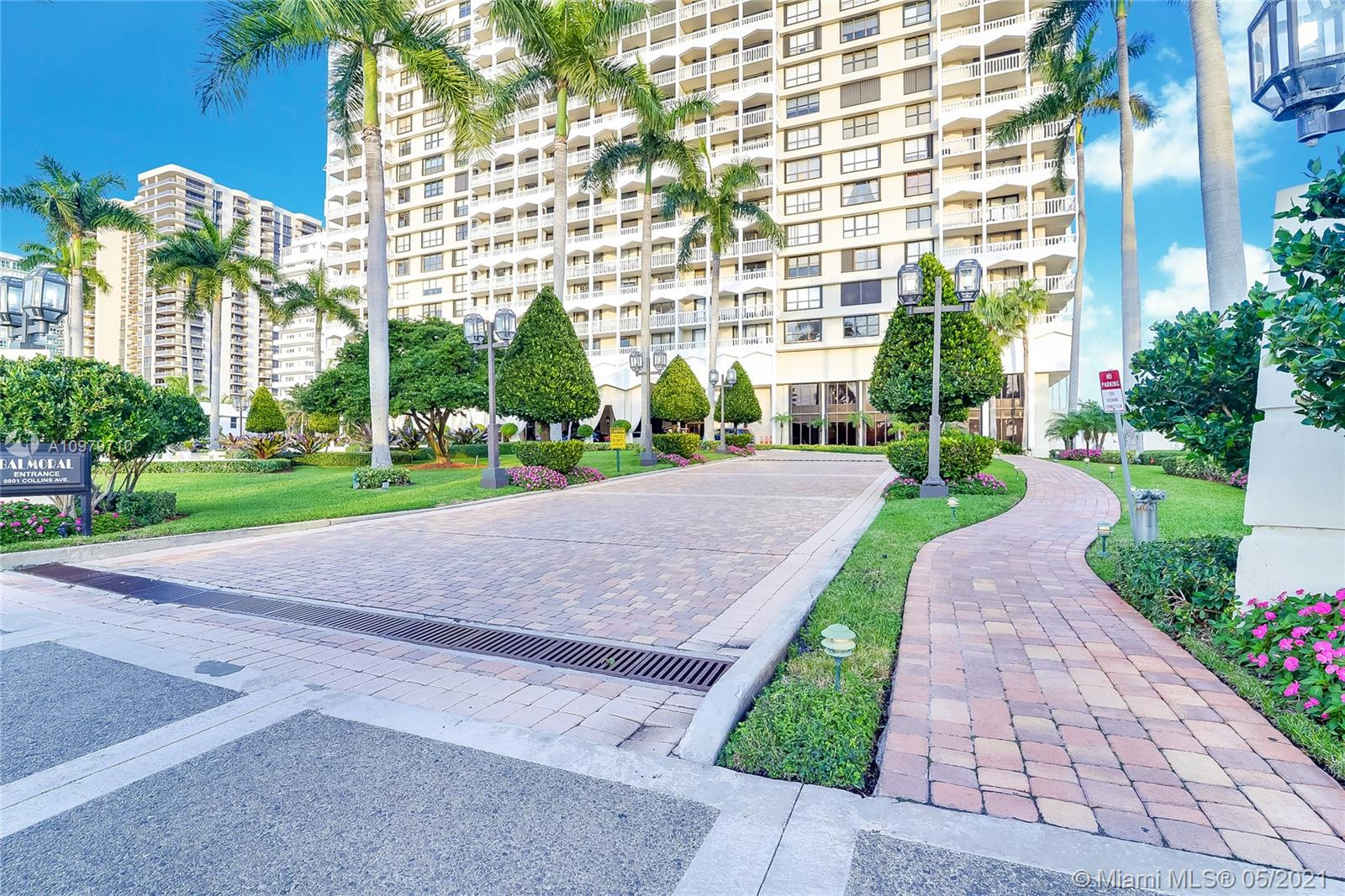 Photo of 9801 Collins Ave #10R, Bal Harbour, Florida, 33154 - Balmoral Front