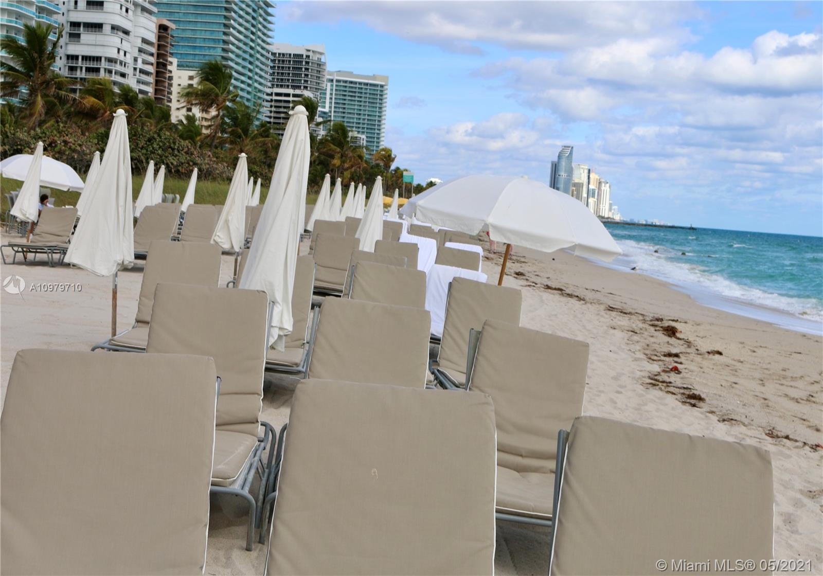 Photo of 9801 Collins Ave #10R, Bal Harbour, Florida, 33154 - walking or running on the Bal; Harbour beach...