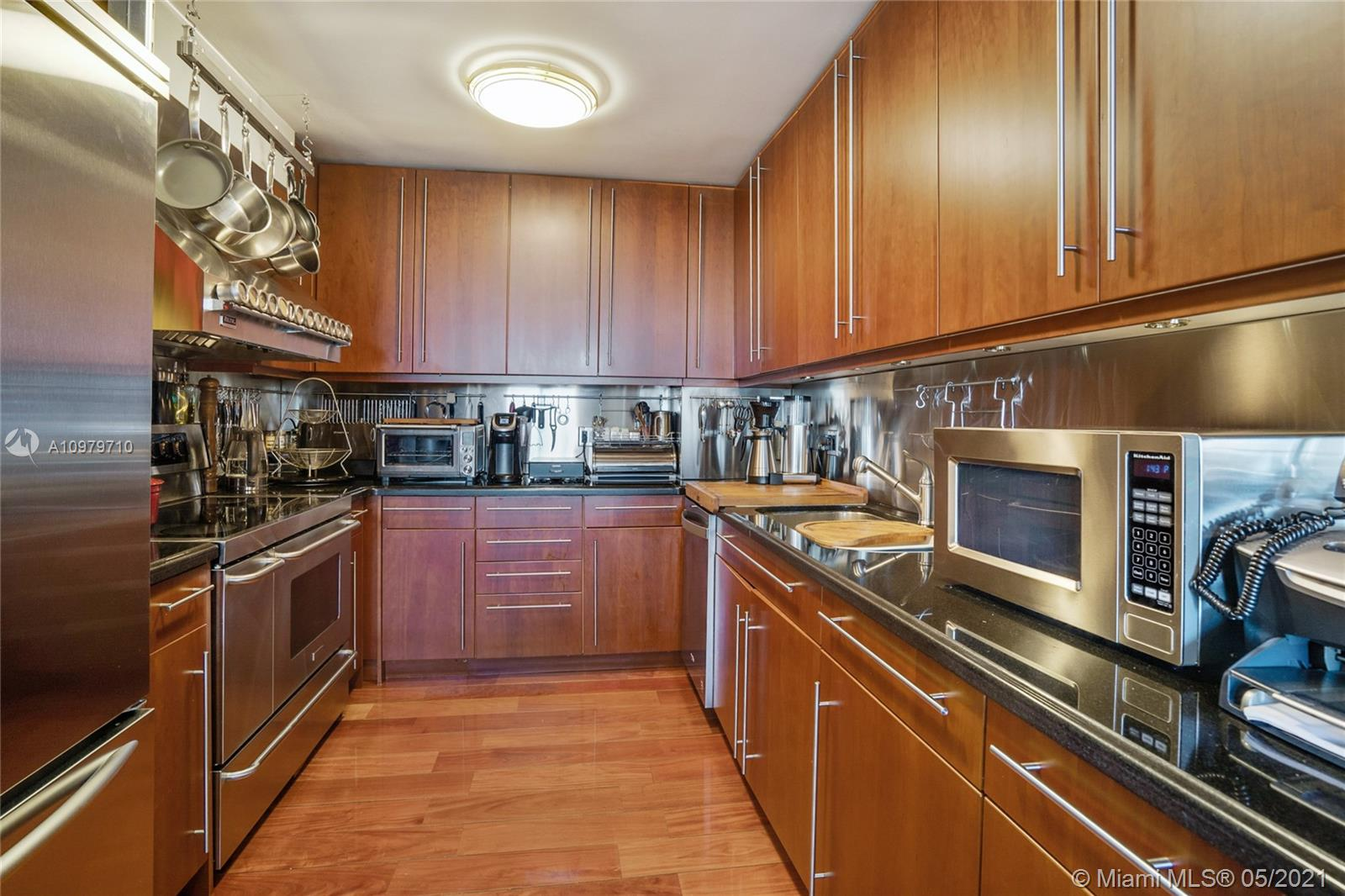 Photo of 9801 Collins Ave #10R, Bal Harbour, Florida, 33154 - Kitchen
