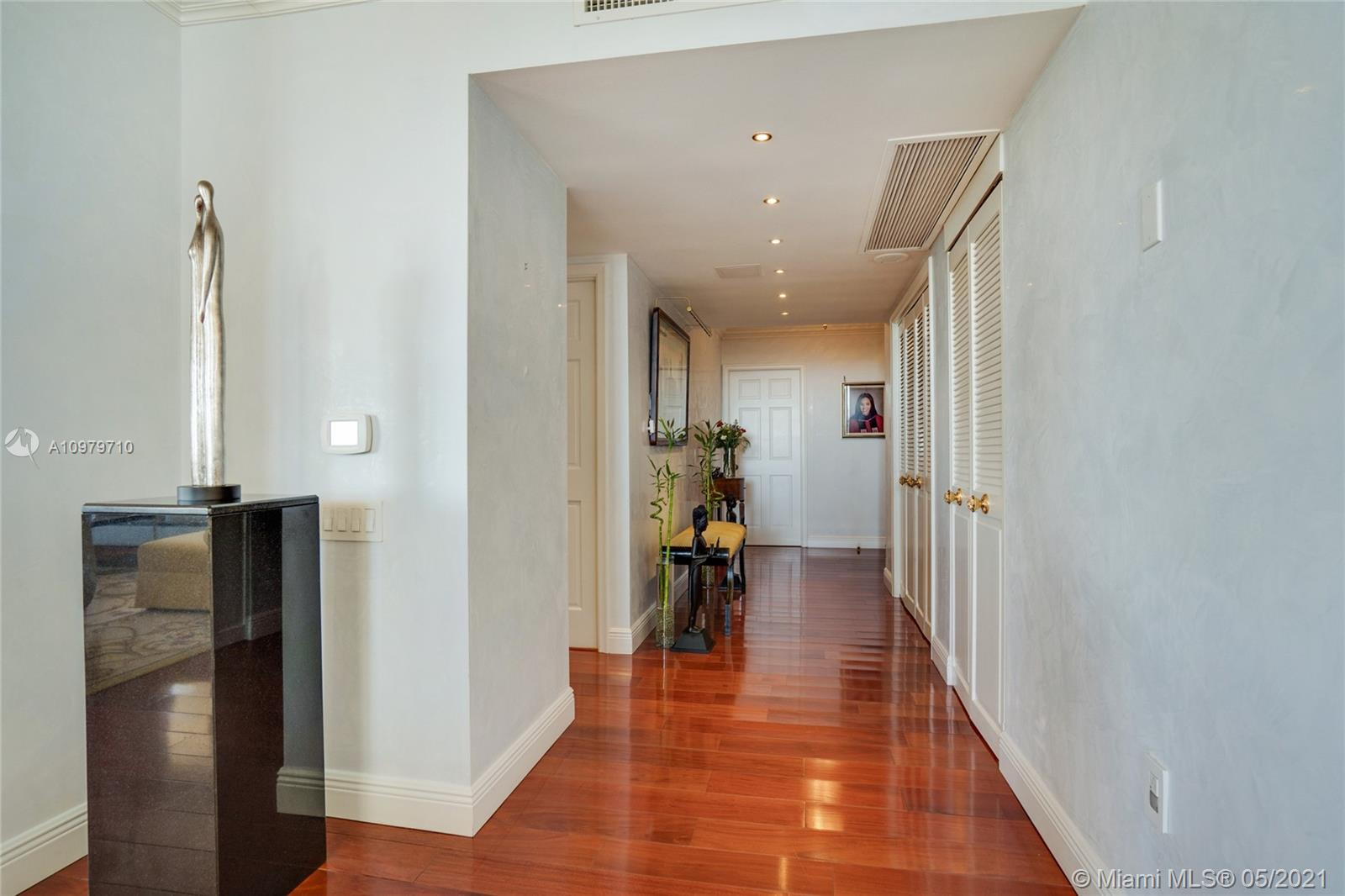 Photo of 9801 Collins Ave #10R, Bal Harbour, Florida, 33154 - Views from the balcony