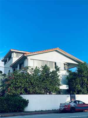2 400 000$ - Miami-Dade County,Miami Beach; 5514 sq. ft.