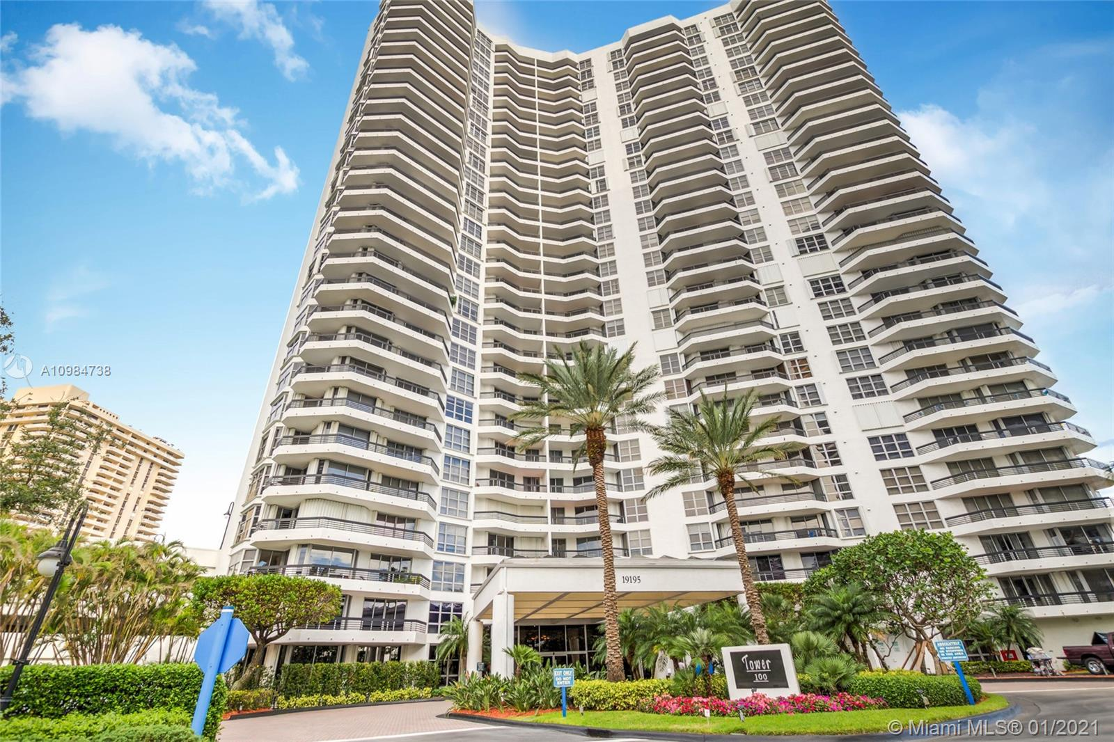 Photo of 19195 Mystic Pointe Drive #2307-2308, Aventura, Florida, 33180 -