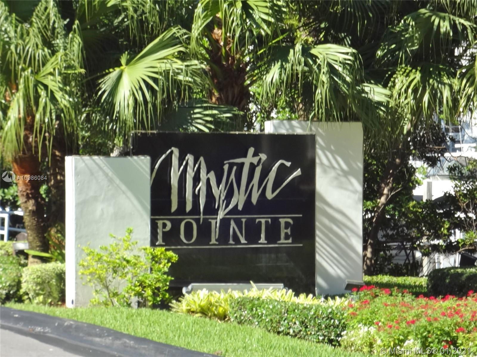 Photo of 3500 Mystic Pointe Dr #1801, Aventura, Florida, 33180 - Shops and View of the Building...