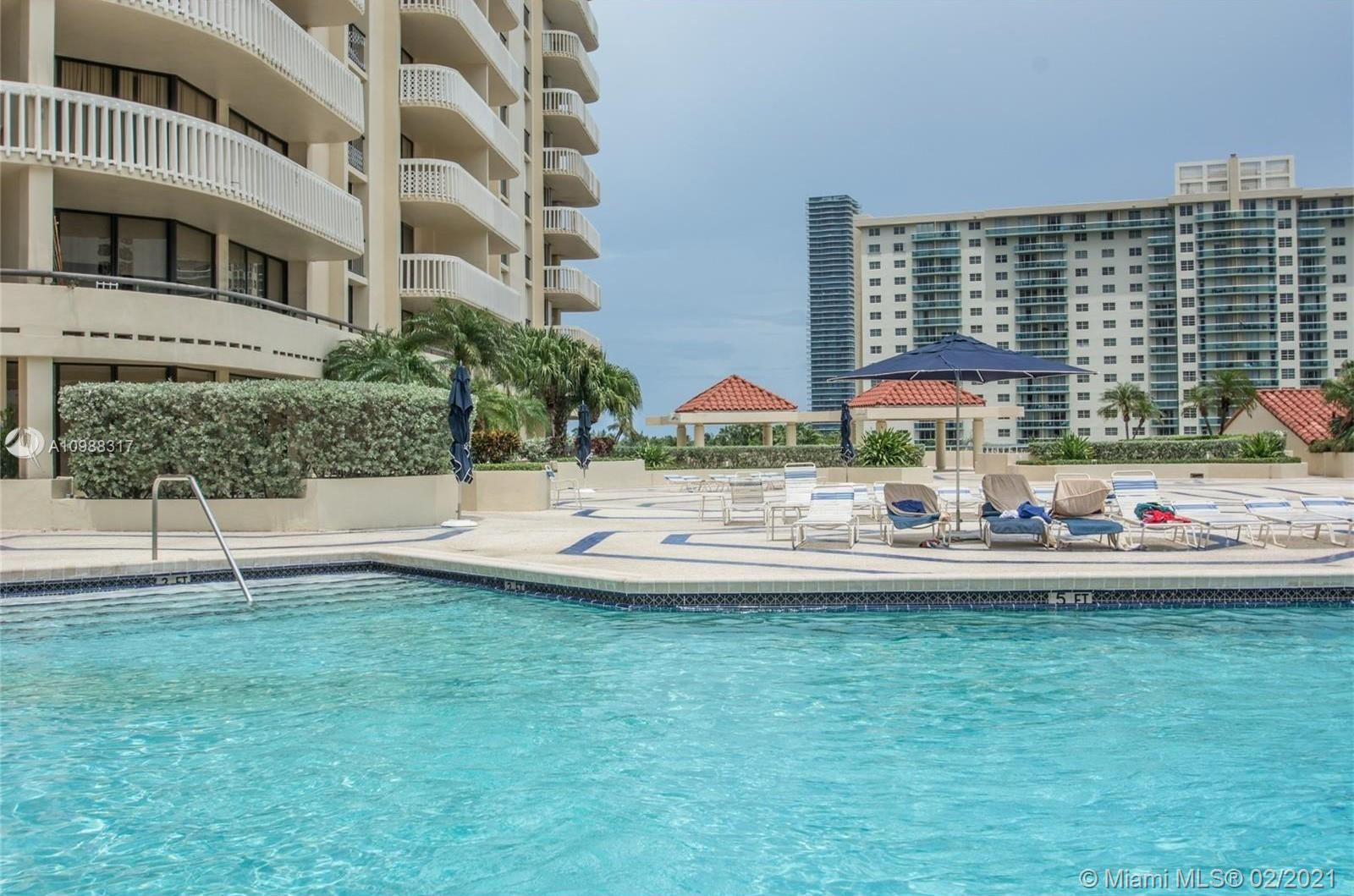 Photo of 19355 Turnberry Way #9L, Aventura, Florida, 33180 - Exercise Room