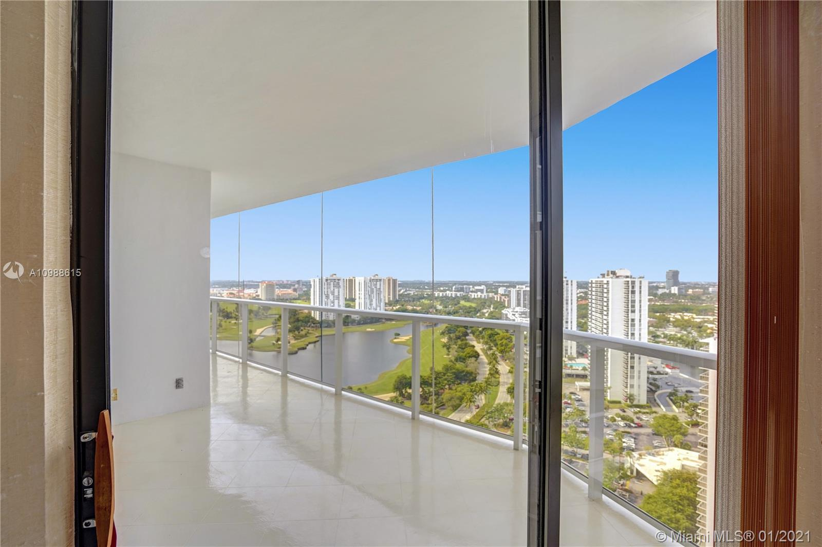 Photo of 20281 Country Club Dr #2407, Aventura, Florida, 33180 - Elegant club house with intracoastal view.