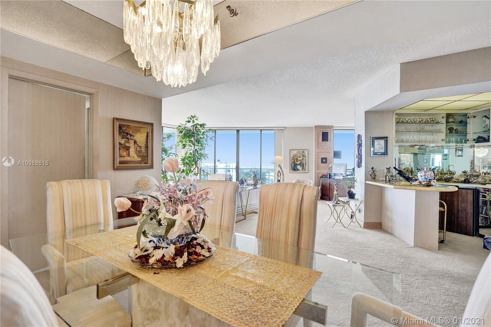 Photo of 20281 Country Club Dr #2407, Aventura, Florida, 33180 - Magnificent golf course views.