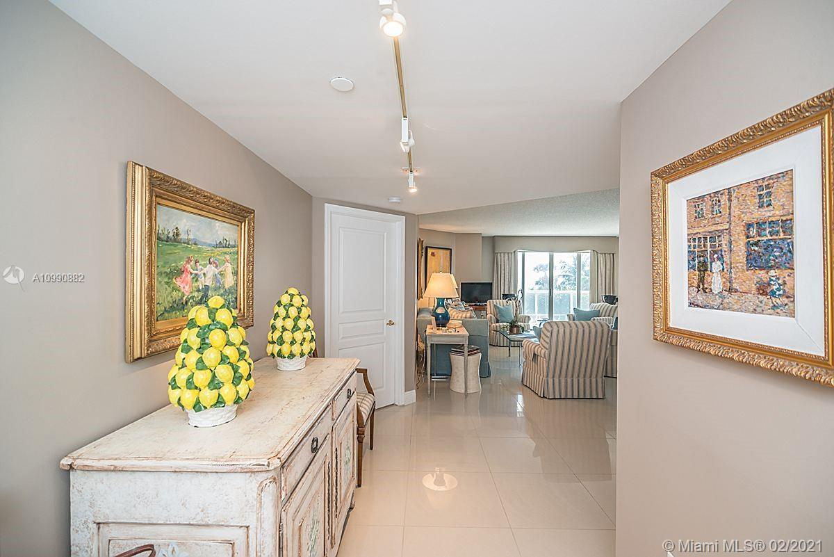 Photo of 8925 Collins Ave #2H, Surfside, Florida, 33154 - Double door entrance.