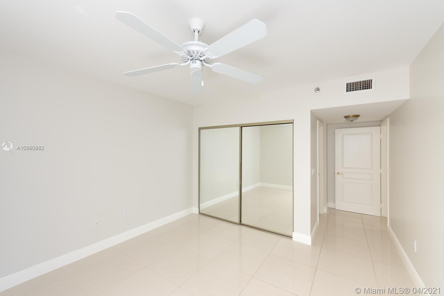 Photo of 8925 Collins Ave #2H, Surfside, Florida, 33154 - Third bedroom virtually staged.