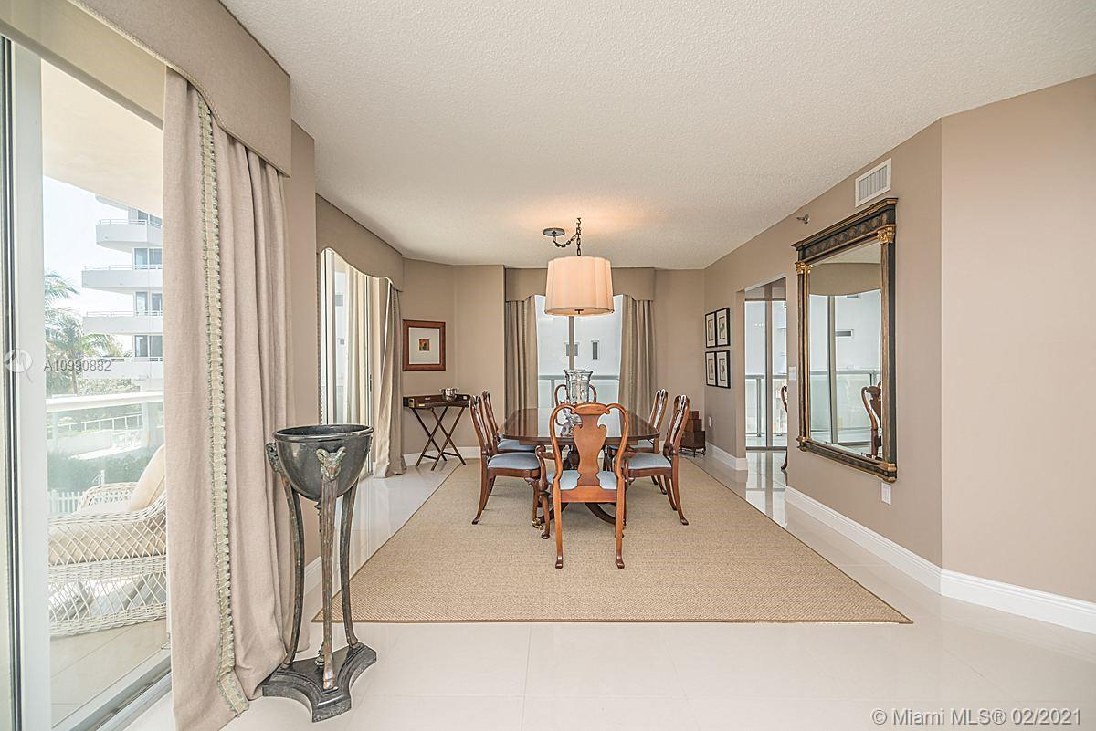 Photo of 8925 Collins Ave #2H, Surfside, Florida, 33154 - Living room.
