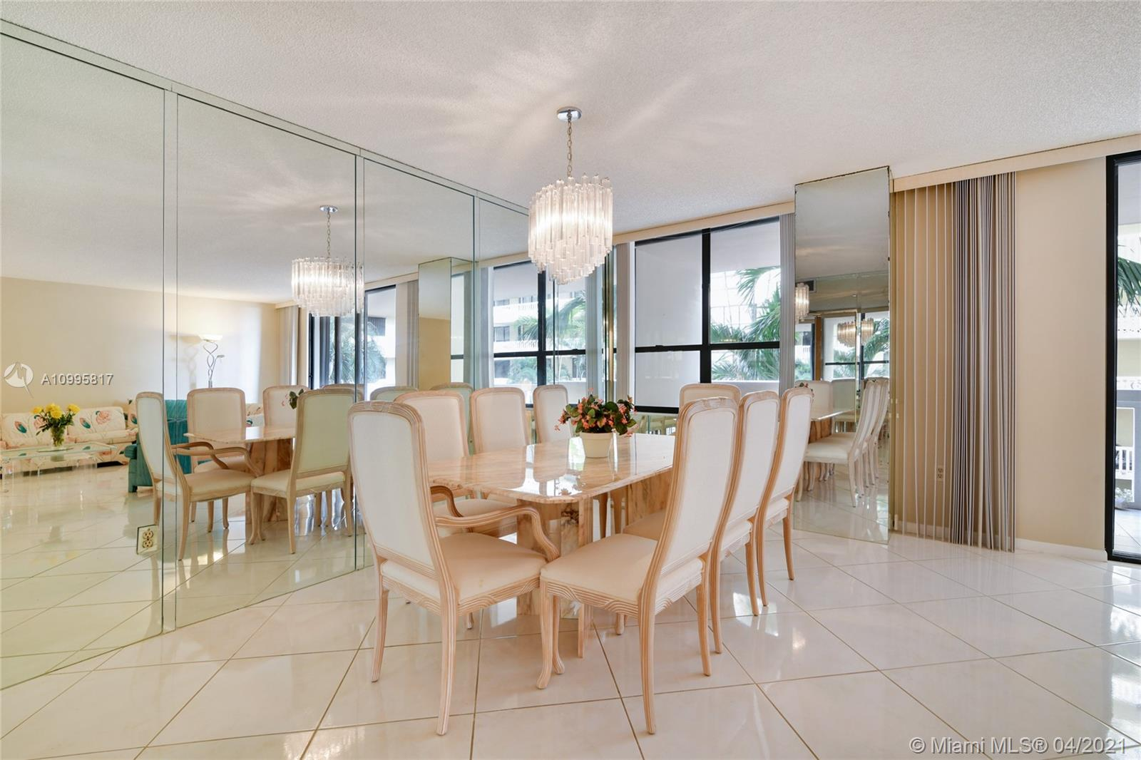 Photo of 9801 Collins Ave #5H, Bal Harbour, Florida, 33154 - Living area