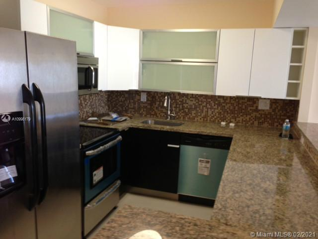 Photo of 500 THREE ISLANDS BL #714, Hallandale Beach, Florida, 33009 - Kitchen