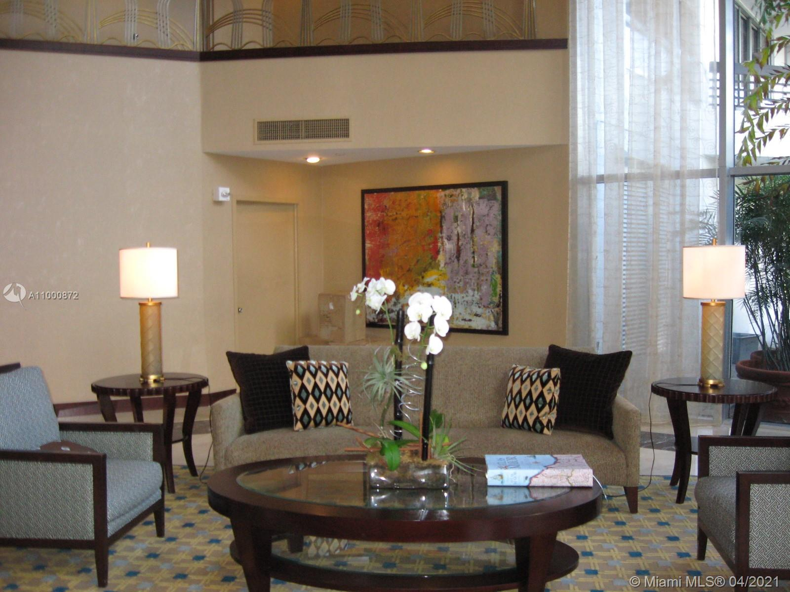 Photo of 19101 Mystic Pointe Dr #2212, Aventura, Florida, 33180 - Lobby