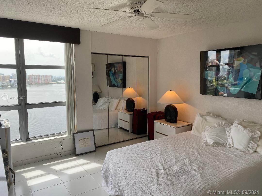 Photo of 19101 Mystic Pointe Dr #2212, Aventura, Florida, 33180 - Master Bedroom