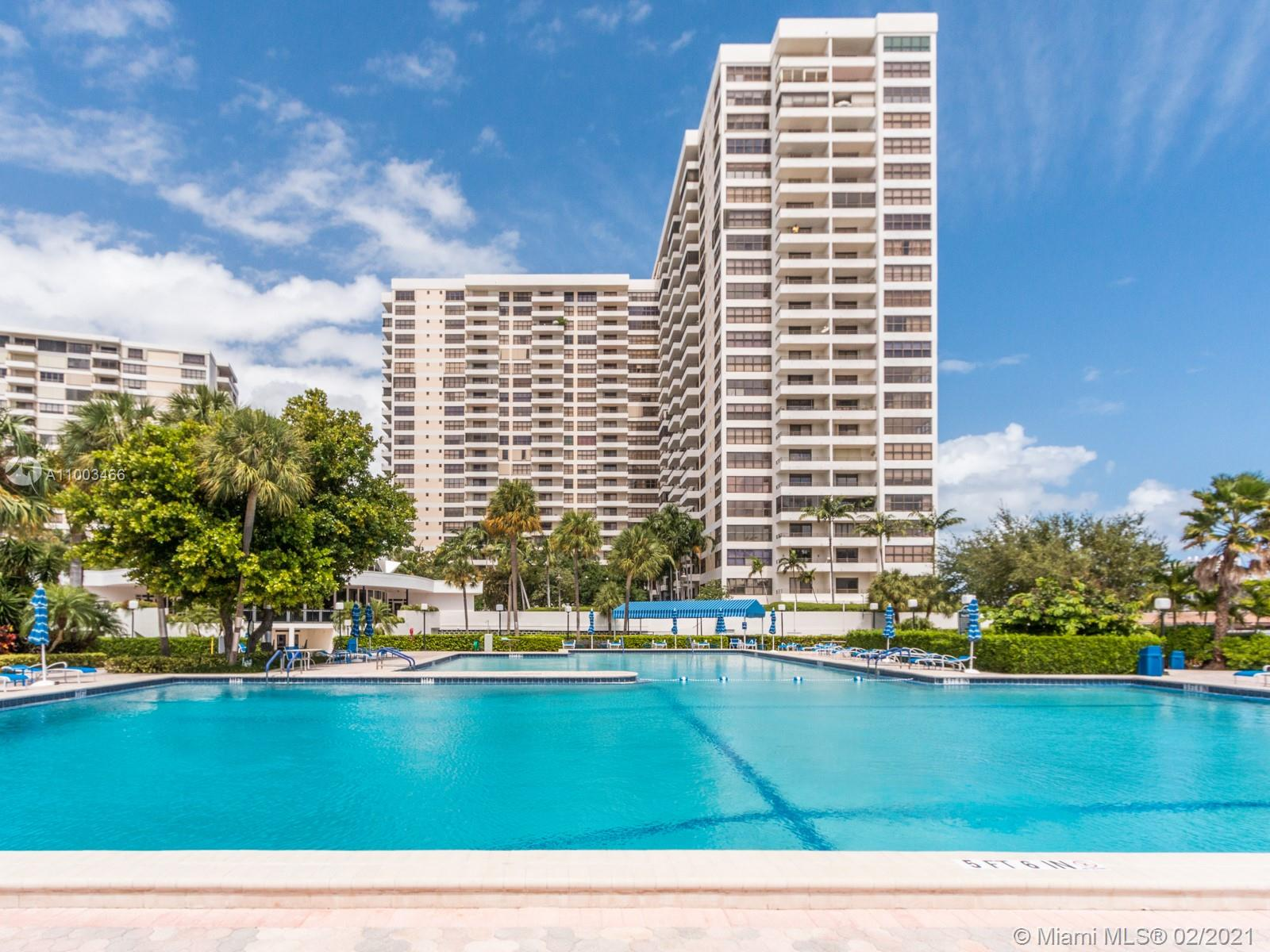 Photo of 600 Three Islands Blvd #1815, Hallandale Beach, Florida, 33009 - MARINA POOL AREA