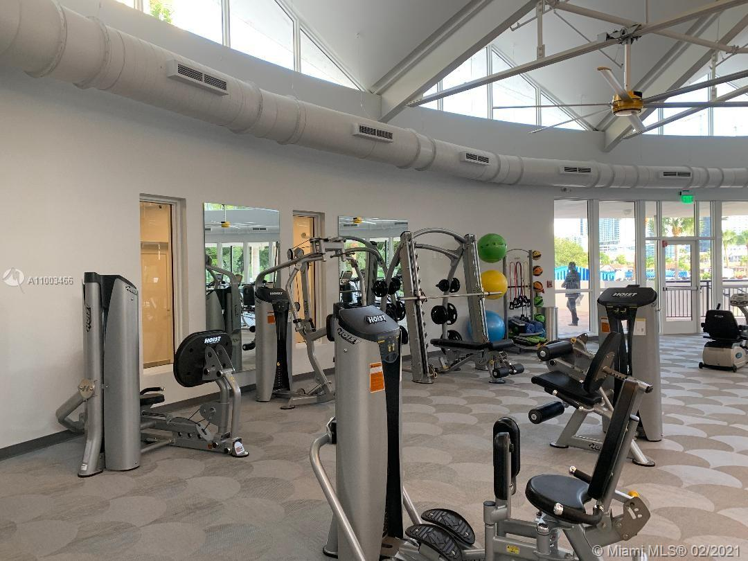 Photo of 600 Three Islands Blvd #1815, Hallandale Beach, Florida, 33009 - GYM