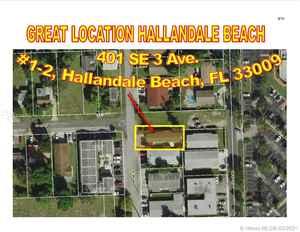390 000$ - Broward County,Hallandale Beach; 1233 sq. ft.