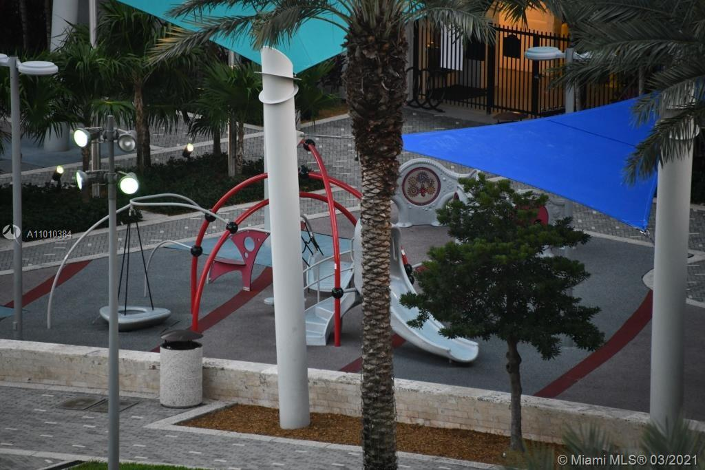 Photo of 19370 Collins Ave #721, Sunny Isles Beach, Florida, 33160 - Tennis Table in the Pool Area