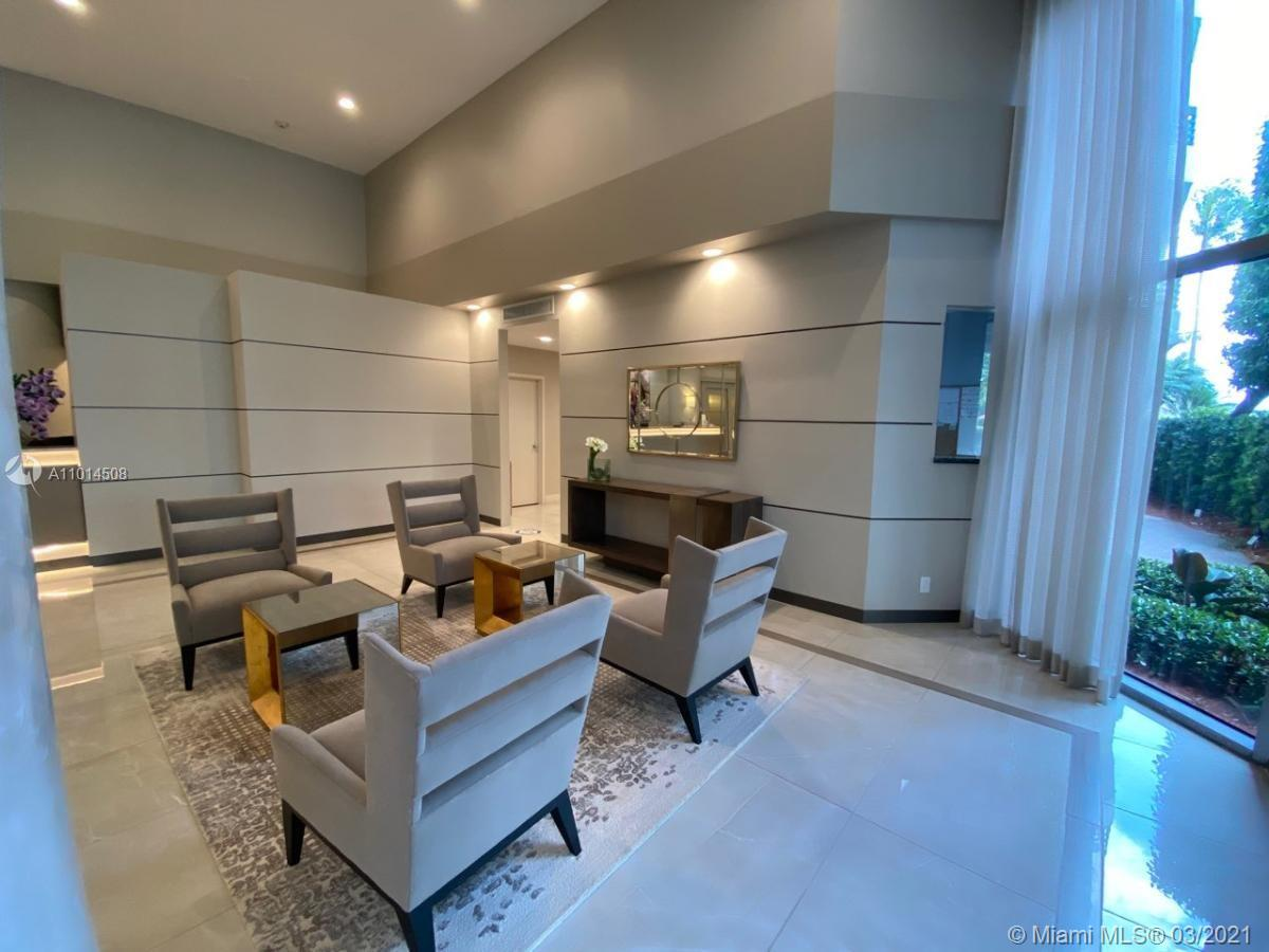 Photo of 19195 Mystic Pointe Dr #707, Aventura, Florida, 33180 - Just Remodeled Lobby