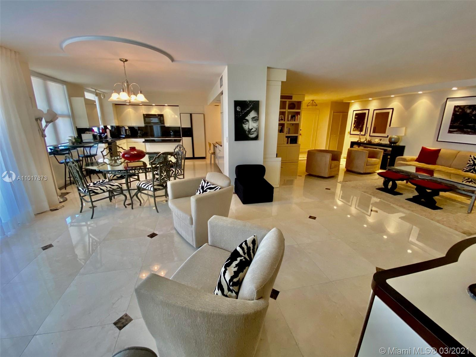 Photo of 9801 Collins Ave #11Y, Bal Harbour, Florida, 33154 -