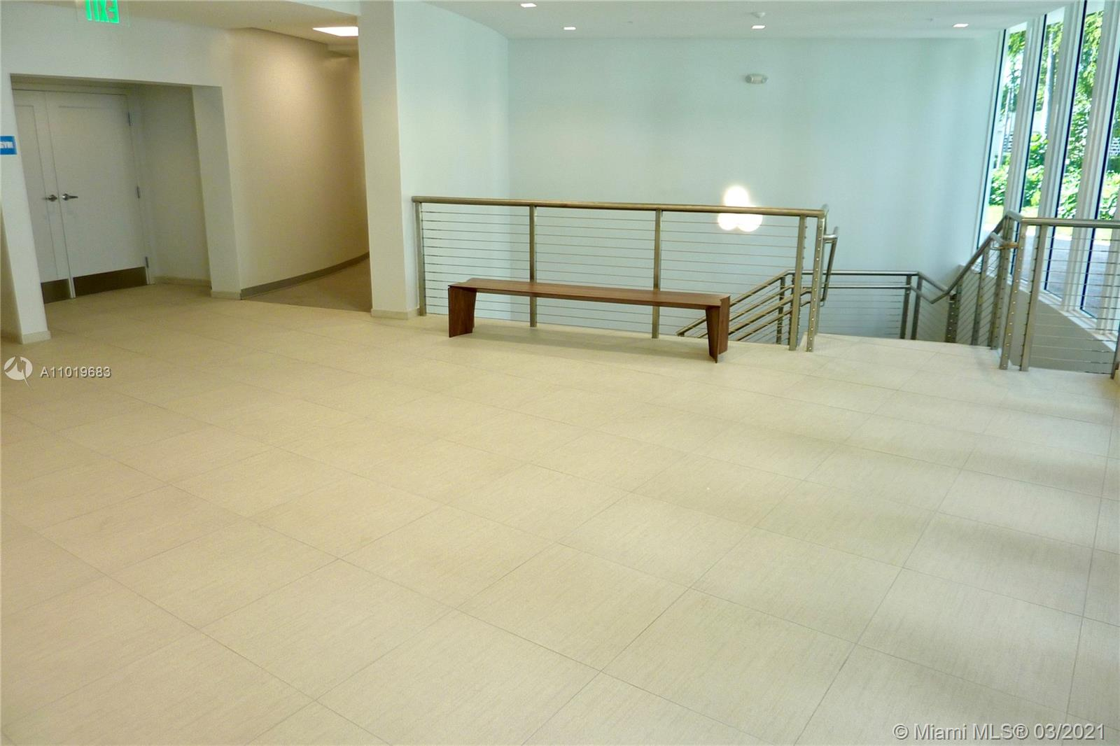 Photo of 2500 PARKVIEW DR. #1406, Hallandale Beach, Florida, 33009 - CLUBHOUSE LOBBY