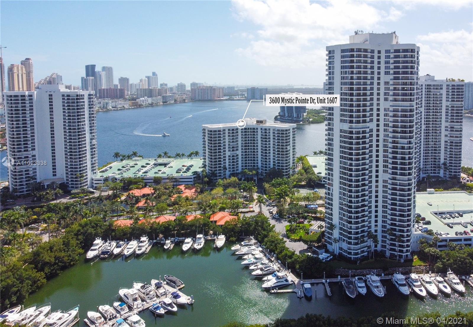 Photo of 3500 Mystic Pointe Dr #506, Aventura, Florida, 33180 -