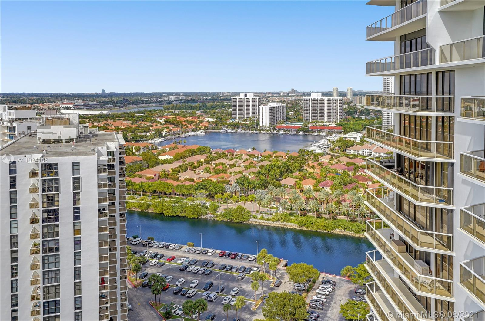 Photo of 20281 Country Club Dr #2407, Aventura, Florida, 33180 - Panoramic view.