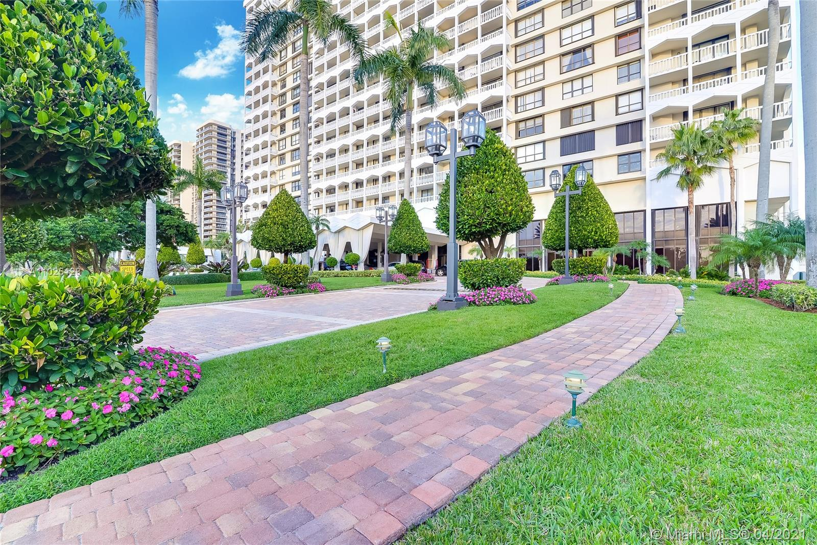 Photo of 9801 Collins Ave #20V, Bal Harbour, Florida, 33154 - The Balmoral front of the Building