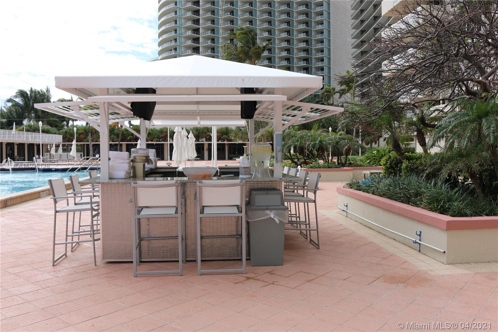 Photo of 9801 Collins Ave #20V, Bal Harbour, Florida, 33154 - Gym at the third floor