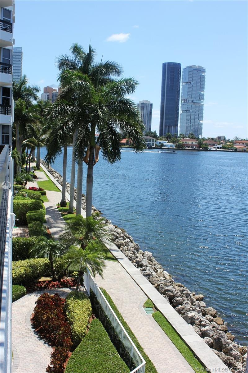 Photo of 3600 Mystic Pointe Dr #917, Aventura, Florida, 33180 - View from the pool area