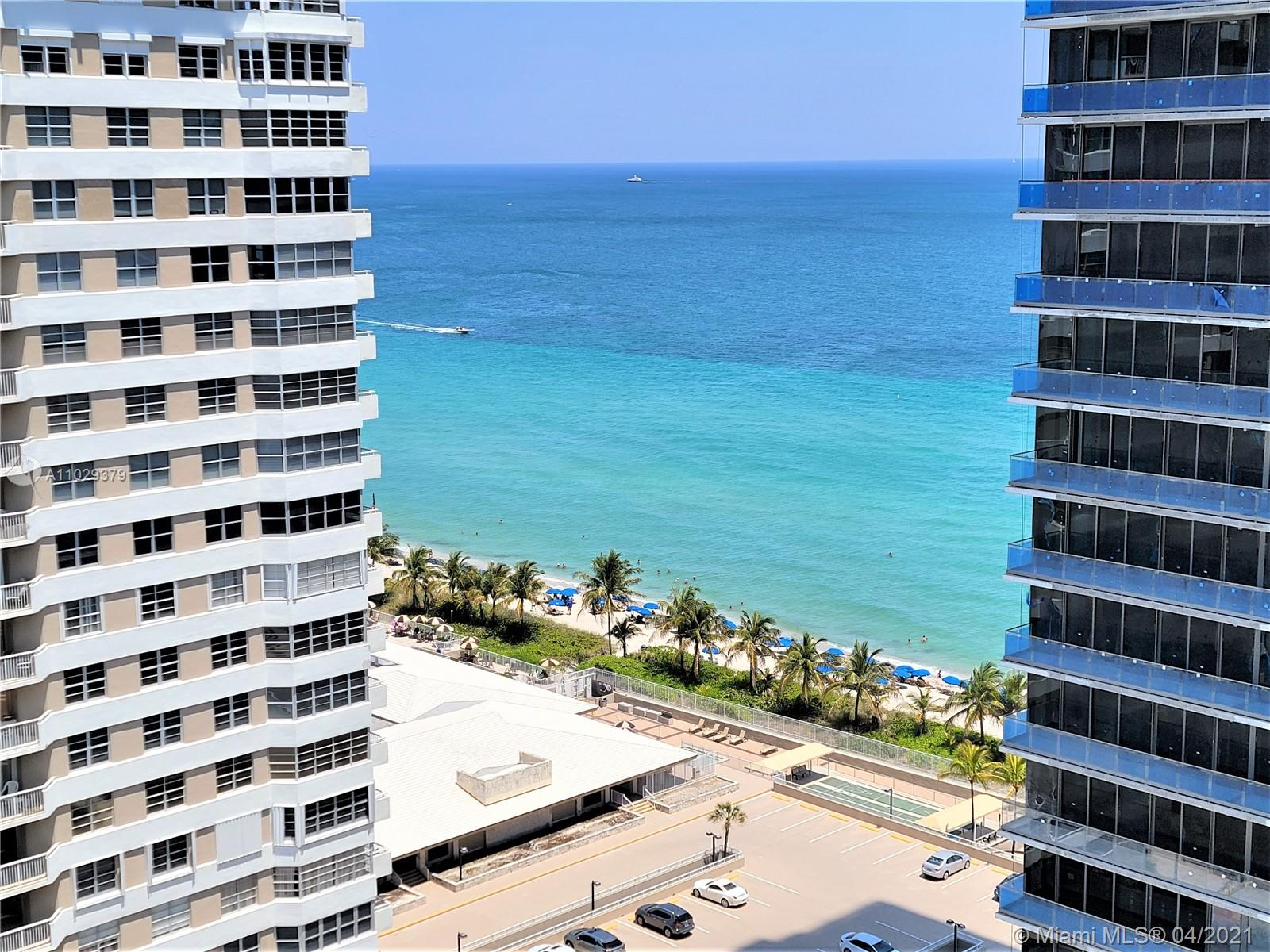 Photo of 2030 Ocean Dr #2026, Hallandale Beach, Florida, 33009 - Second Bedroom Has a Built In Murphy Bed.  Use As An Office And Available For Guests at a Moments Notice!