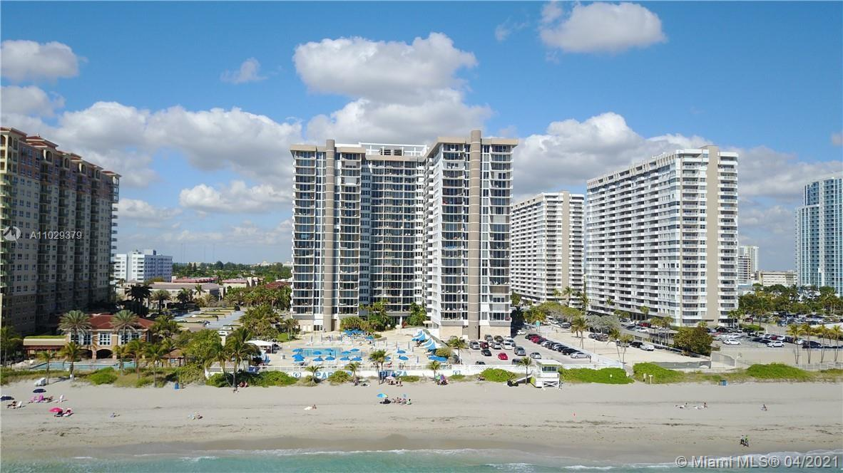 Photo of 2030 Ocean Dr #2026, Hallandale Beach, Florida, 33009 - PARKER PLAZA LUXURY BEACHFRONT BUILDING  (not the condo view)