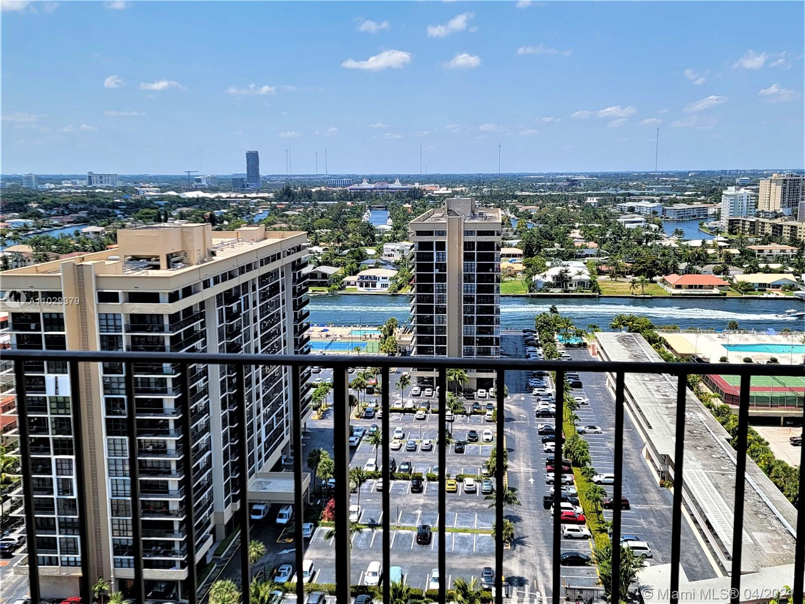 Photo of 2030 Ocean Dr #2026, Hallandale Beach, Florida, 33009 - Lare Balconies Like No Other Condo In The Area!