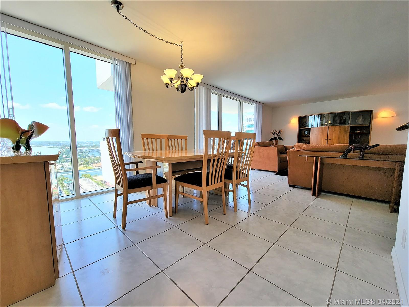 Photo of 2030 Ocean Dr #2026, Hallandale Beach, Florida, 33009 - Plenty Of Space To Entertain, Enjoy Colorful Sunsets and See Yachts Cruising By.