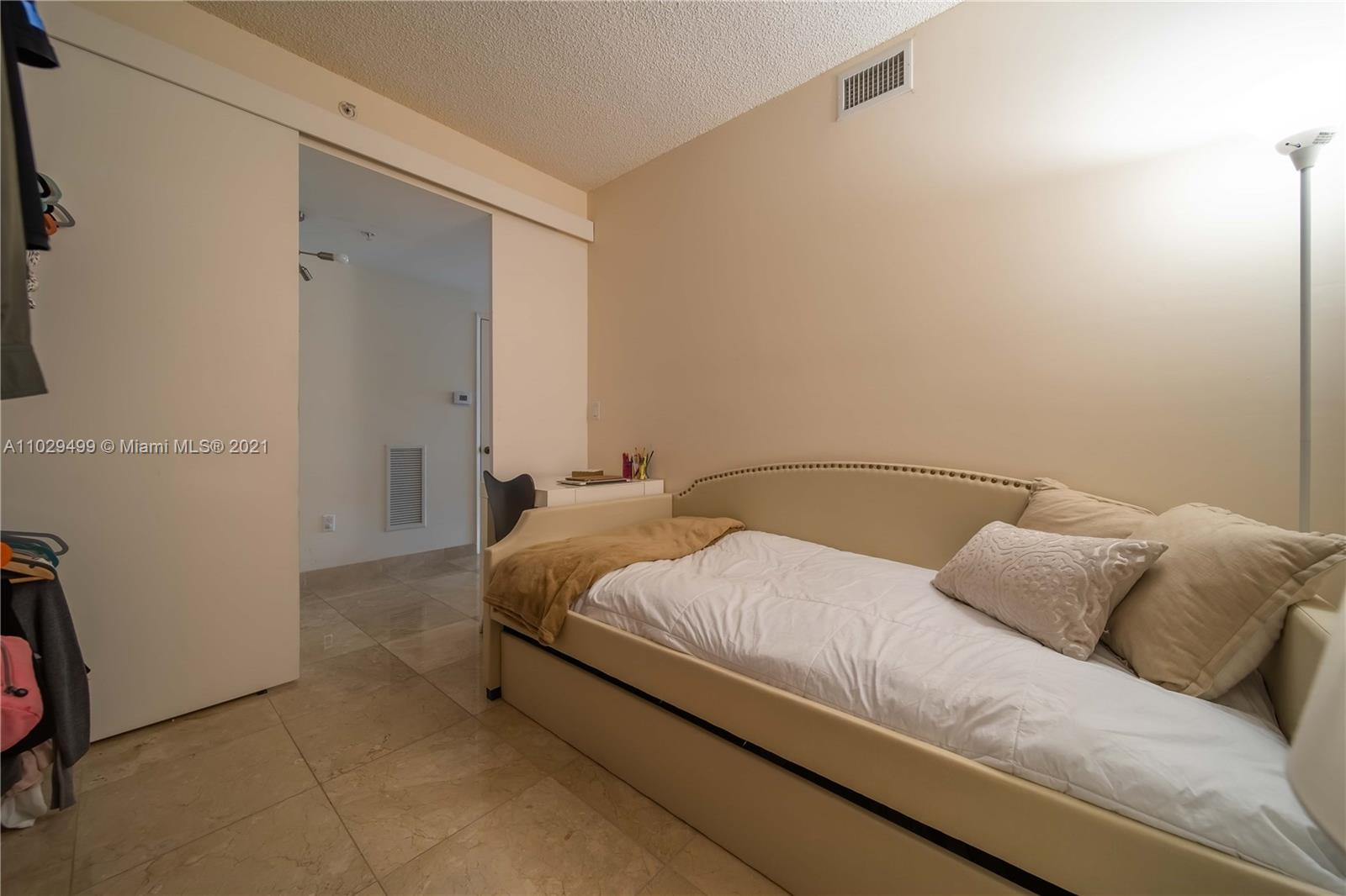 Photo of 17555 Atlantic Blvd #503, Sunny Isles Beach, Florida, 33160 - Third Bedroom/Den