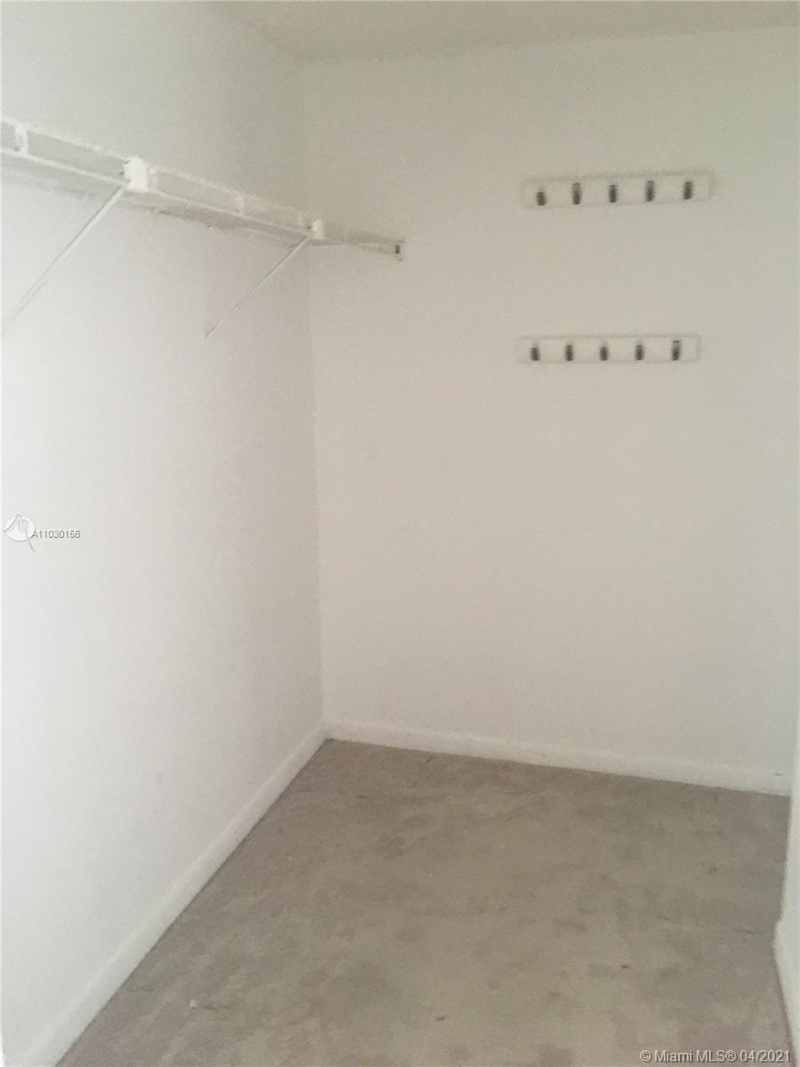 Photo of 2500 Parkview Dr #1108, Hallandale Beach, Florida, 33009 - Hallway to Closets and Bathroom