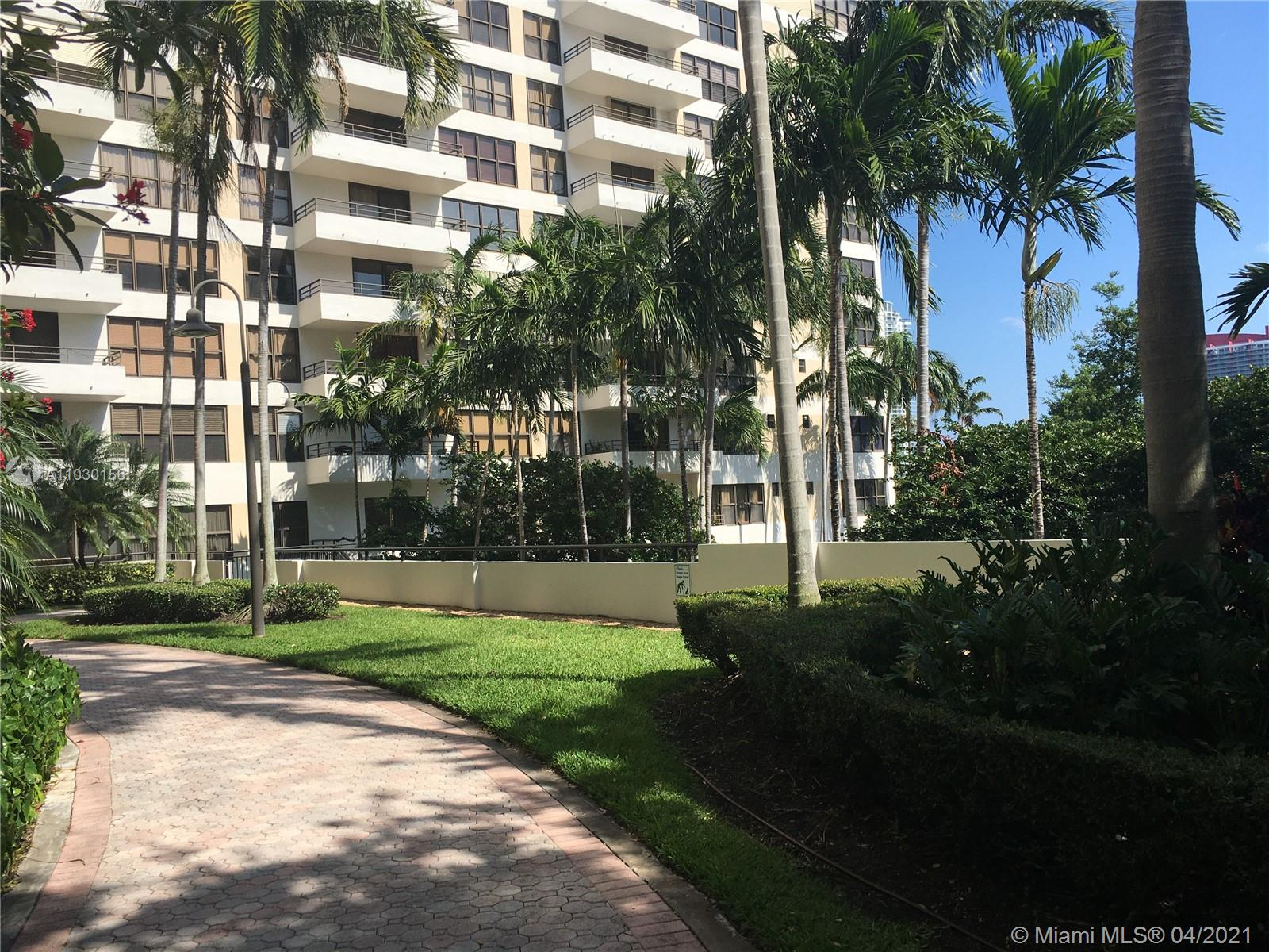 Photo of 2500 Parkview Dr #1108, Hallandale Beach, Florida, 33009 - Gardens