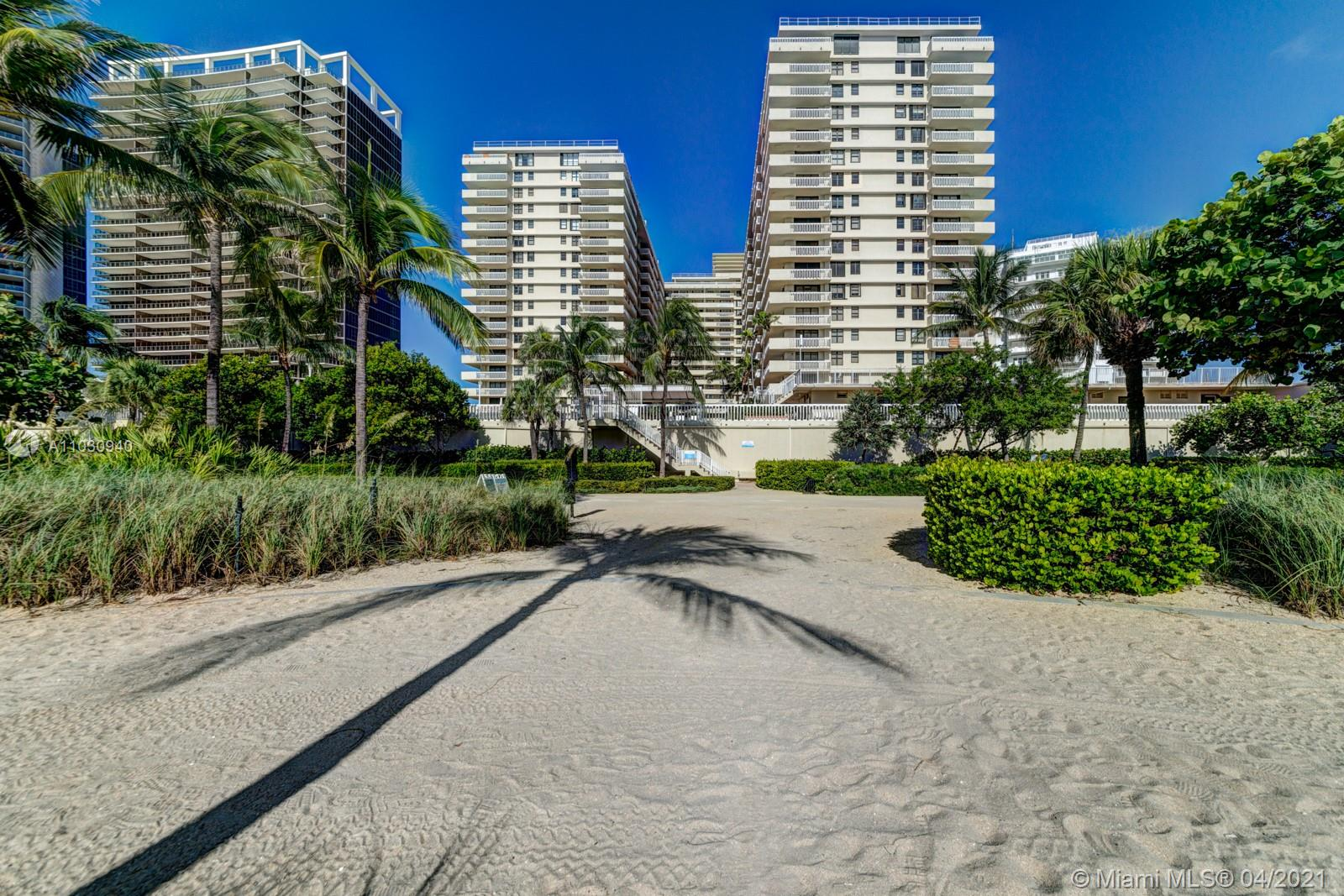 Photo of 9801 Collins Ave #14N, Bal Harbour, Florida, 33154 - Exterior Front